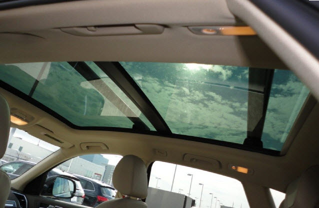 Audi Q5 Safety Recall 2012 Models With Possible Sunroof