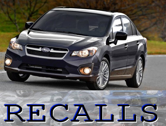 subaru outback legacy impreza 2012 safety recalls have you been notified gt automotive repair. Black Bedroom Furniture Sets. Home Design Ideas
